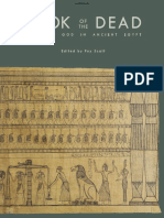 Book of the Dead Becoming God in Ancient Egypt