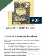 Constitucion 1812