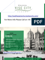 Wadhwa Wise City Panvel Buy studi, 1 and 2 BHK biggest opportunity in Panvel