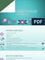 TR3S REFORMAS
