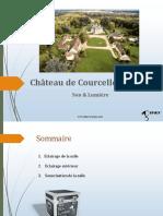 Chateau de Courcelle le Roy - doc  Son et Lumière