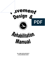 1999 Pave Design Rehab Manual