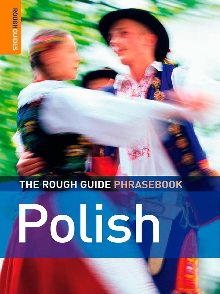 c0274d07cf5c20 25. The Rough guide pharsebook Polish.pdf | Linguistics | Semiotics