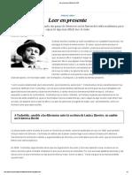 Leer en Presente _ Babelia _ EL PAÍS