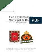 Plan Emergencia Municipal