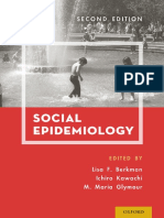 Social Epidemiology-Oxford University Press 2014
