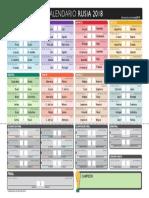 Calendario Partidos