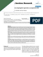 2008 Standarizar Por Regresion Logistica [BMC] Roalfe