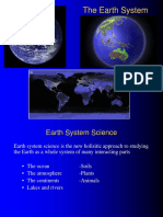 The Earth System Class