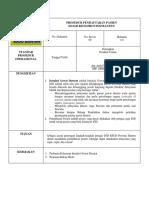 02. SPO Pendaftaran Pasien
