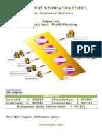 Finan Mis Report