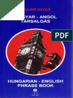 William Davis Magyar Angol Tarsalgas