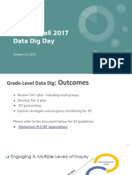 lanigan fall 2017 data dig day