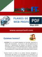 PLANES_DE_DISEÑO_WEB_2010