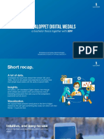 Vasaloppet Digital Medals by Erik & Gustav