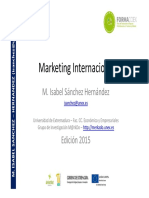 2 Sesion 2 Marketing Internacional Sanchez i