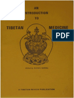 1976 Introduction to Tibetan Medicine Ed by Norbu s