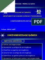 Carcinogenicidade_Quimica