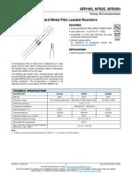 Resistor Datasheet