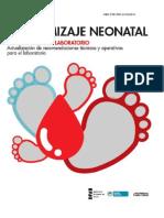 Manual de Tamizaje Neonatal (Recomendaciones)
