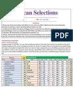 Bangalore 10.06 Worksheet