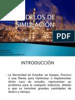 1. Modelos de Simulación - Tema 1