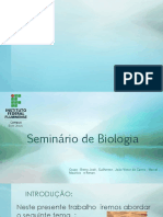 Seminário de Biologia Slide ( Biomas Terrestres )