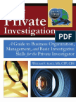 Basic Private Investigation  by William F. Blake (Charles Pub, 2011)BBS.pdf