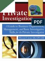Basic Private Investigation  by William F. Blake (Charles Pub, 2011)BBS.pdf