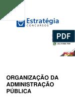 Aulão Véspera Estratégia - Direito Administrativo