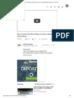 How to Enter Into Bios Setup on Lenovo Ideapad 320 _ Boot Menu