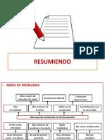 ARBOL DE ACCIONES SELECCIÓN DE LA ESTRATEGIA