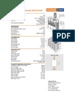 Scando 650 Data Sheet US