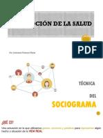 DISPOS-SOCIOGRAMA