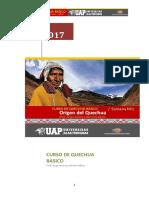 Semana 1 -Origen Del Quechua