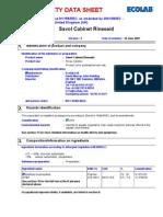 Savol Cabinet Rinseaid