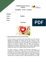 Unidad Educativa Seis de Octubre Cruz Roja