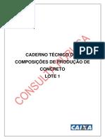 Sinapi Cp Lote1 Concreto