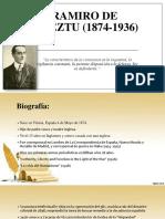 Ramiro de Maeztu (1874-1936)