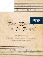 Bl1893 - 'Thy Word is Truth'