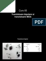 Curs 05_06 Tranzistoare Si Circuite de Polarizare