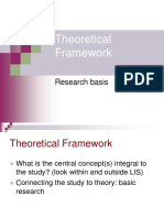 TheoreticalFramework