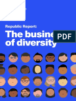 Republic Diversity Report June 2018