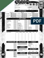 Scion Hero2-Pagev2 Editable