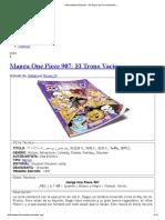 Manga One Piece 907