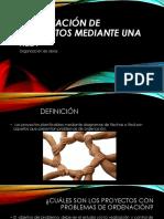 Presentación de Proyectos Mediante Una Red