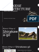 Japanese Architecture Examples