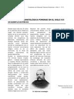 El caso Guerin Francia 1900