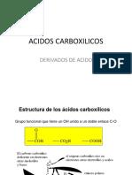 ACIDOS CARBOXILICOS2011.ppt