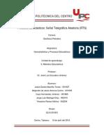 Procesos Estocásticos. Señal Telegráfica Aleatoria